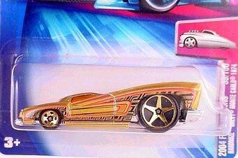 1974 Chevy Corvette (Hot Wheels - Hardnoze