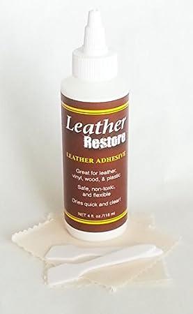 Kit de piel (pegamento adhesivo Bond Cemento Repair Asientos ...