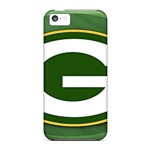 Iphone 5c SoY16322EeBt Unique Design Trendy Green Bay Packers Pictures Durable Hard Cell-phone Case -CristinaKlengenberg