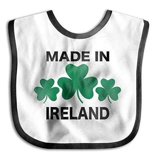 Made In Ireland Baby Drool Bibs Baby Skin Wrap Bib Soft Unisex
