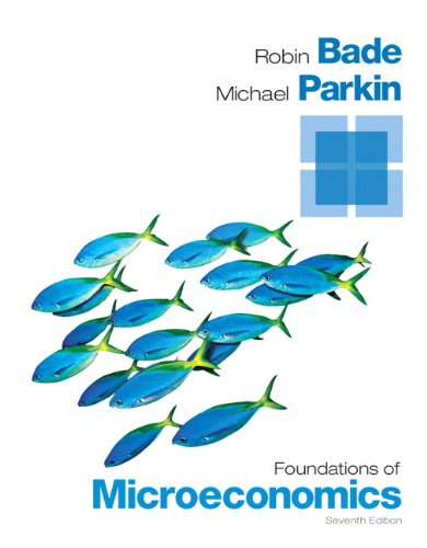 - Foundations of Microeconomics Plus NEW MyLab Economics with Pearson eText -- Access Card Package (7th Edition)