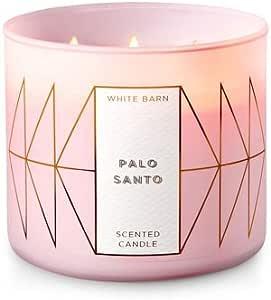 Amazon.com: Bath and Body Works White Barn 3 Wick Scented ...