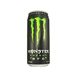 Monster energy drink bfc 32 ounce cans pack of 12 grocery gourmet food - Monster energy corporate office ...