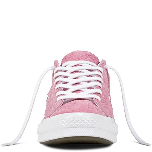 Adulte black De Fitness Ox Orchid 523 white One Lifestyle Star Mixte Suede Rose Converse light Chaussures qz16Tz