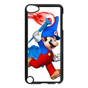 iPod Touch 5 Case Black Super Smash Bros MarioSLI_826192