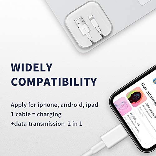 WMD AYS KV-CT301 2A Micro to USB TPE Charging Data Cable Color : White Length: 1m White