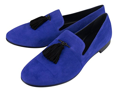 Giuseppe ZANOTTI Kevin Camoscio Suede Slippers Shoes for sale  Delivered anywhere in Canada