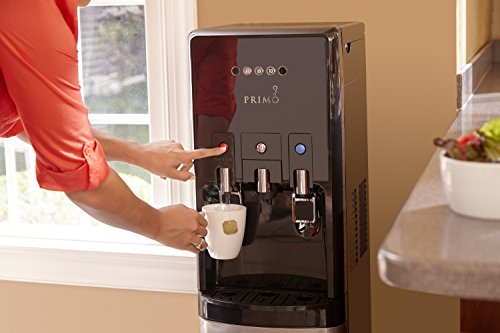 hTRIO Hot & Cold Water Dispenser and Single Serve Coffee Brewer by Primo (Image #3)