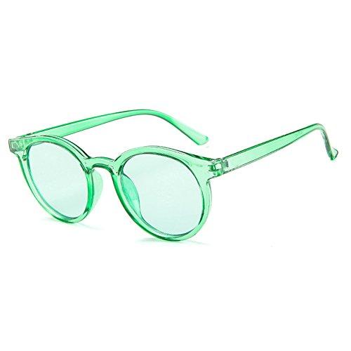 9c015f49e5 Delicado Inlefen MOD-Style Serie de ojo de gato Gafas de sol de moda ...