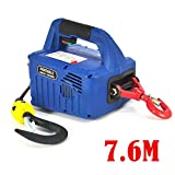 Top 10 Portable Electric Winches of 2019 - Best Reviews Guide