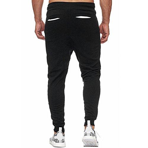 de Pantalons de pour survêtement élastiques Pantalons Sport de Pantalons fitness sport jogging de pour hommeshommes colorés Pantalon survêtement sQxrdhCt