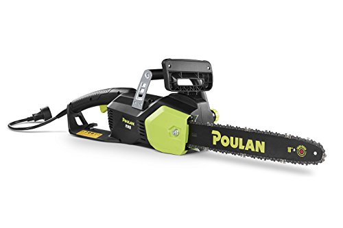 Poulan PL1416, 16 in. 14-Amp Corded Electric Chainsaw