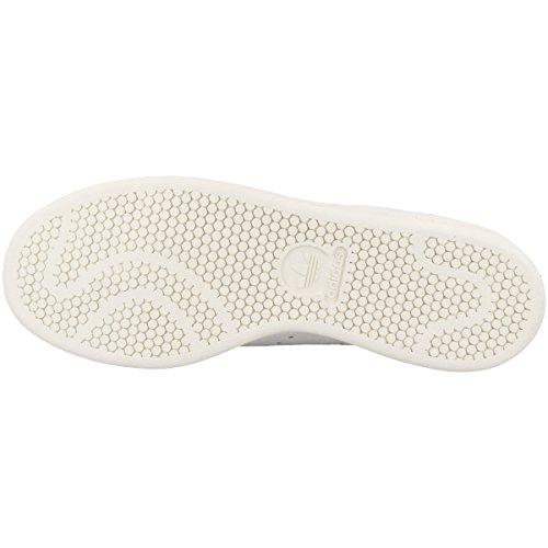 adidas Unisex-Erwachsene Stan Smith Basketballschuhe footwear white-footwear white-noble ink (CQ2870)