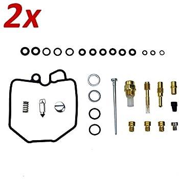 Amazon.com: Ultimate Carburador Rebuild Kit – Honda CX500 ...