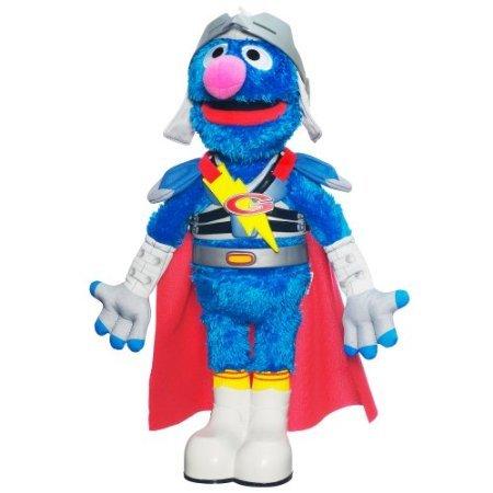 Flying Super Grover 2.0 -