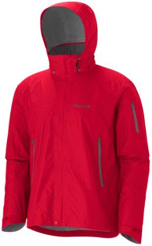 Marmot Aegis Jacket - Men's Jackets XL Team Red