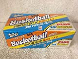 Topps 1992-93 NBA Basketball Cards Complete Set of Series 1 & 2, Plus 12 Topps Gold Series Cards