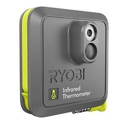 Ryobi ZRES2000 Phone Works Infrared Thermometer Certified Refurbished