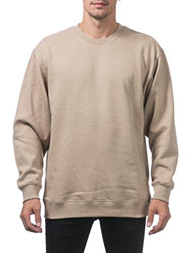 Fleece Crew Pullover - 9