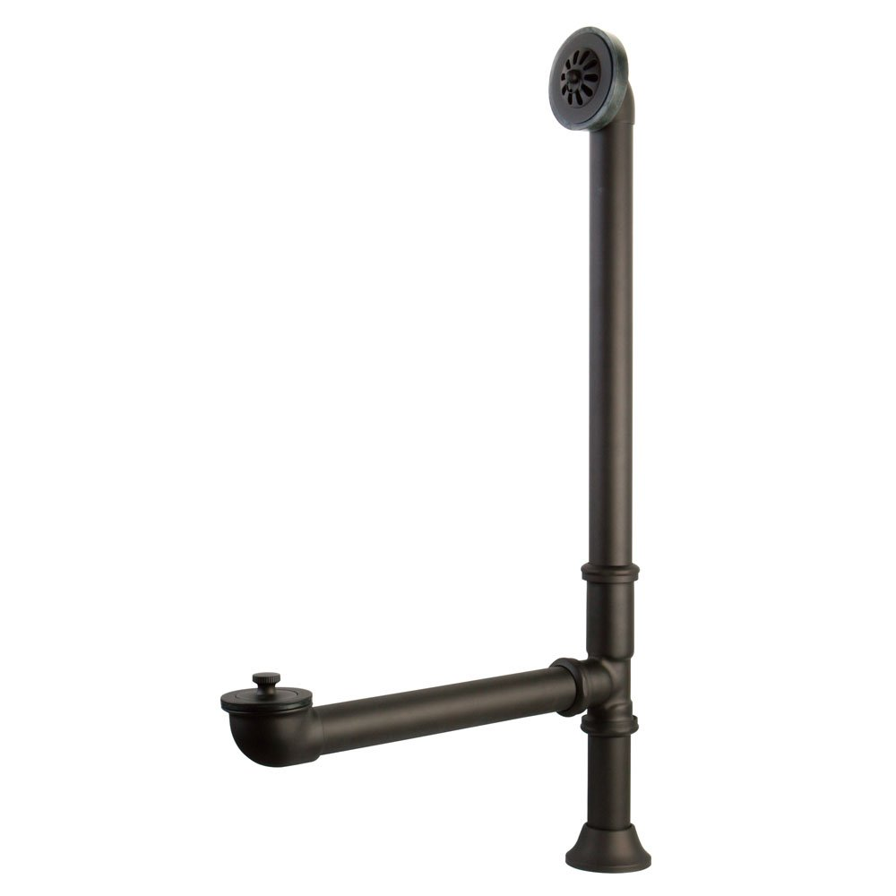 Kingston Brass CC2085 Vintage For Clawfoot Tub and Exposed drain Application, Oil Rubbed Bronze by Kingston Brass