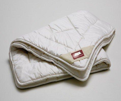 Kinderbettdecke Sommer Bettdecke Aus Baumwolle Mit Schafwollfüllung