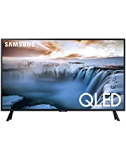 """Samsung QN32Q50RA 32"""" Class QLED 4K Smart Ultra High Definition TV with a 1 Year Extended Warranty (2019)"""