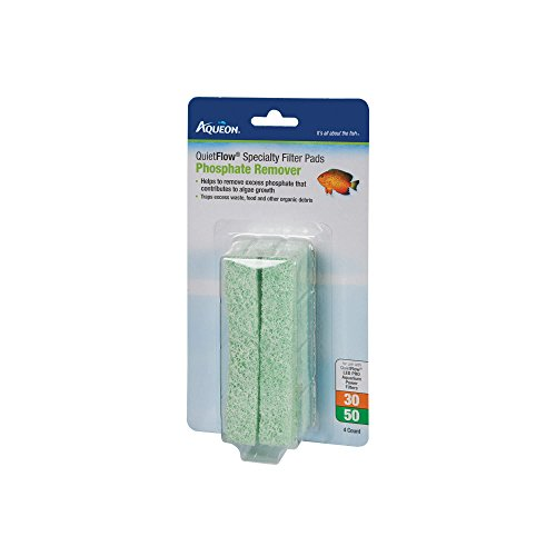 Aqueon Quiet Flow 30/50 Phosphate Reducing Specialty Filter - Pad Phosphate