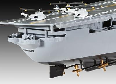 USS Hornet CVS-12 with Free Carrier Decals