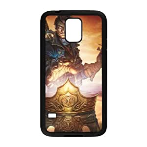 fable iii Samsung Galaxy S5 Cell Phone Case Black xlb2-300546