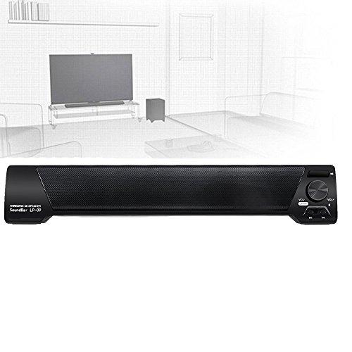 Xgody LP-09 TV Soundbar Bluetooth v4.2 Speaker USB Stereo