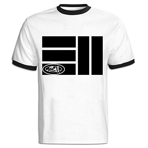 chalz-mens-311-band-album-logo-100-cotton-tshirts-m-black