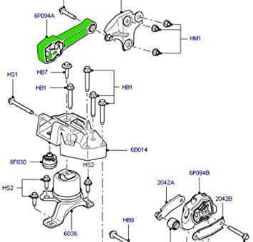 Engines & Engine Parts DISCOVERY SPORT 15-17 Fits RL38200001 ...