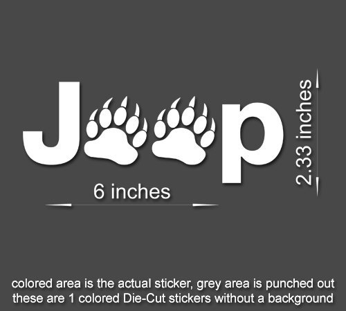 Jeep Cj Decals - 7
