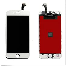 "For iPhone 6 4.7"" White Replacement OEM LCD Display + Touch Digitizer Assembly"