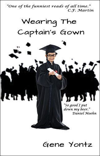 Wearing The Captain's Gown - Teacher Gown
