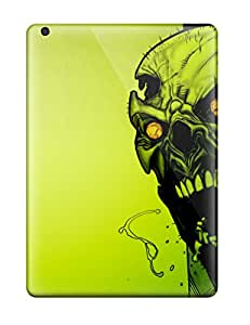 Special Design Back Skull Phone Case Cover For Ipad Air 7809292K28257643