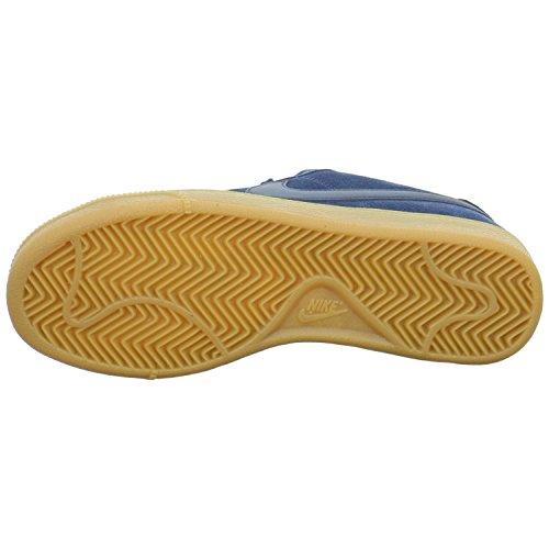 Bleu Marine Court Nike Royale Suede CZOwqY