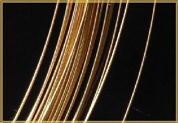 18k Gold Wire (18kt Gold Wire Hard Jewelry 30 Gauge 18k Bulk 6