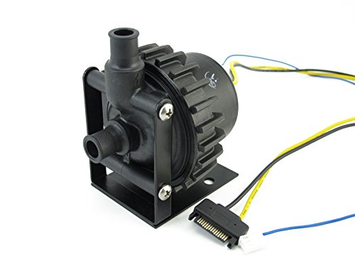 XSPC D5 Vario Pump with SATA power and Front Cover (1/2 Barbs) by XSPC (Image #1)