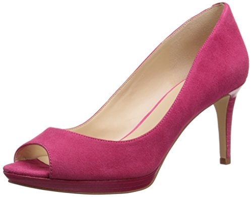 Pink Gelabelle de de gamuza Nine Bomba Dark West Suede vestido wB6Uq7q