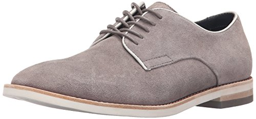 Calvin Klein Men's Auggussie Oxford, Toffee/Latte, 9 M US by Calvin Klein