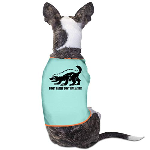 Jmirelife Puppy Dogs Shirts Costume Pets Clothing Honey