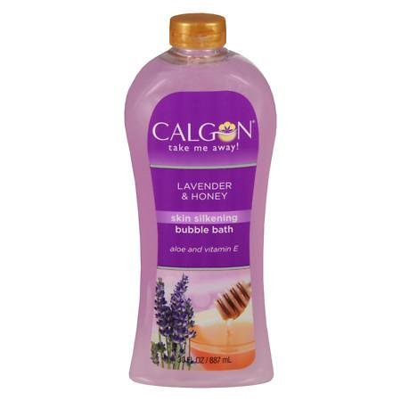 Calgon Bubble Bath Lav N Size 30z Calgon Bubble Bath Lavender (Best Bubble Bath Products)