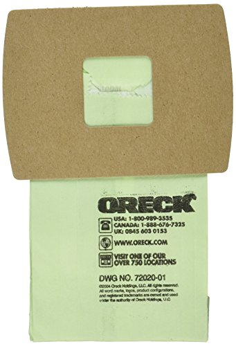 oreck sweeper bags - 1