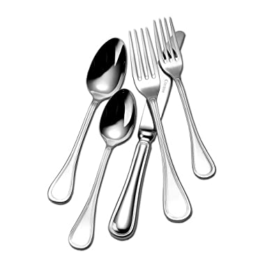 Couzon Lyrique Stainless Steel Five Piece Place Setting
