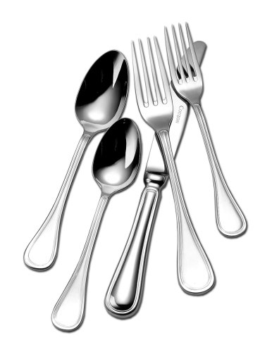 Couzon Lyrique Five Piece Place Setting