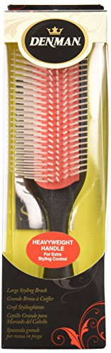 Styling Classic Brush (Denman Heavyweight 9 Row Styling Brush D5)