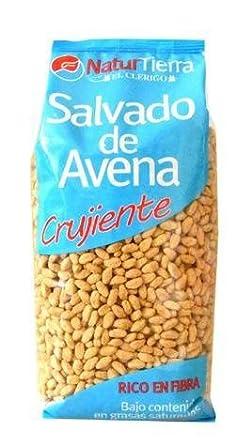 Naturtierra - Salvado de avena crujiente - 250 g: Amazon.es: Alimentación y bebidas