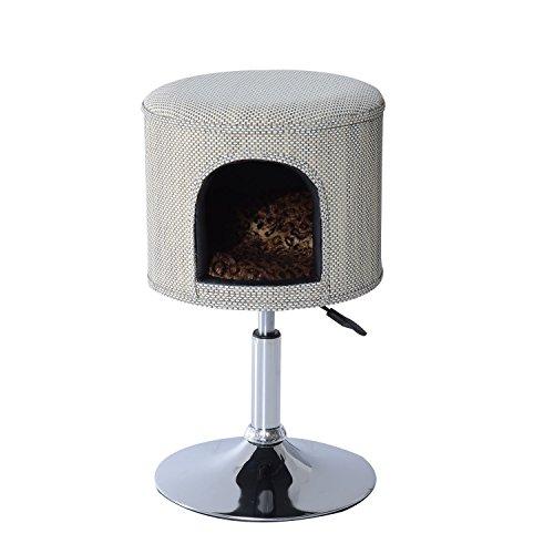 Soft Cat Pet Bed Kitty House Indoor Outdoor Waterproof Warm