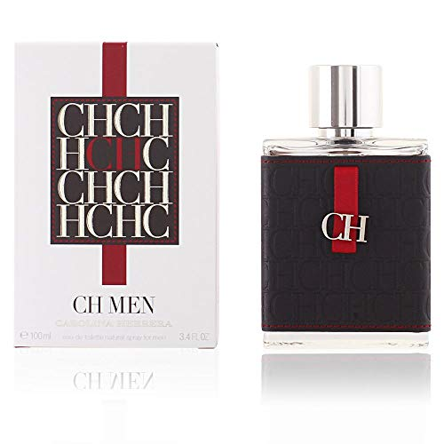 (CH by Carolina Herrera for Men,1.7 Ounce EDT Spray)